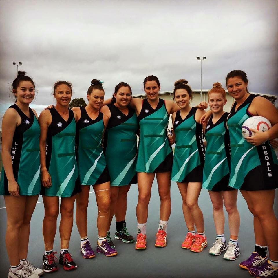 Landsdale Netball Club Action15