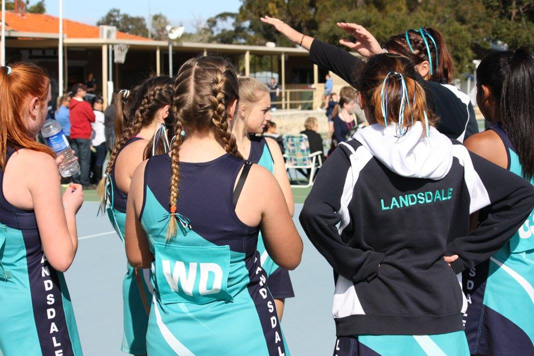 Landsdale Netball Club Action17