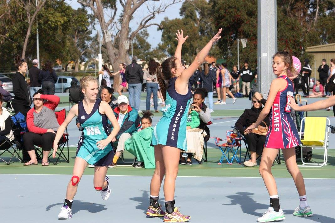 Landsdale Netball Club Action20