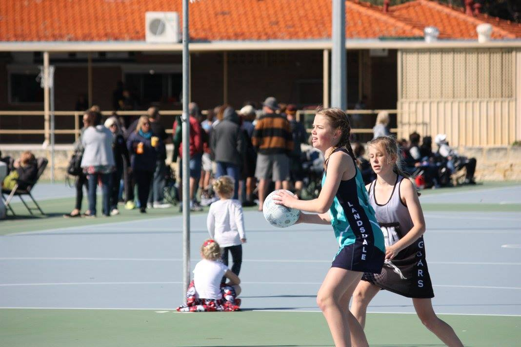 Landsdale Netball Club Action21