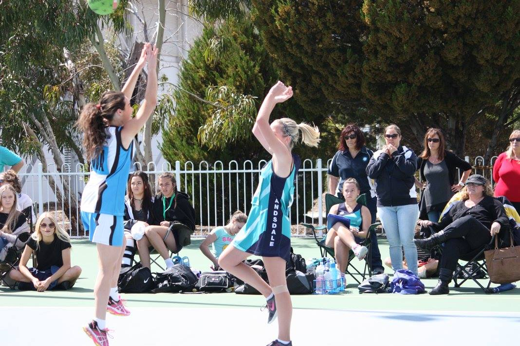 Landsdale Netball Club Action26