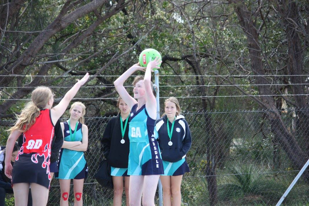 Landsdale Netball Club Action27