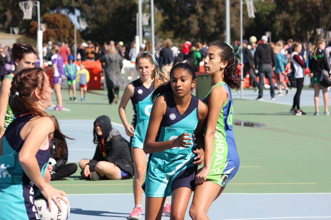 Landsdale Netball Club Action31