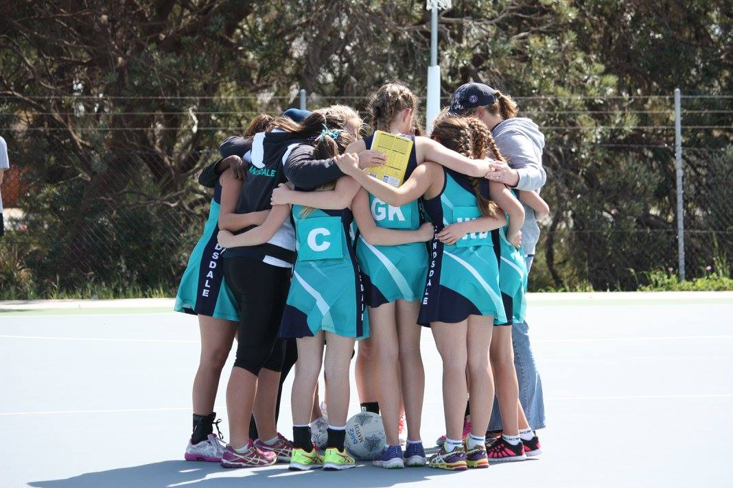 Landsdale Netball Club Action34