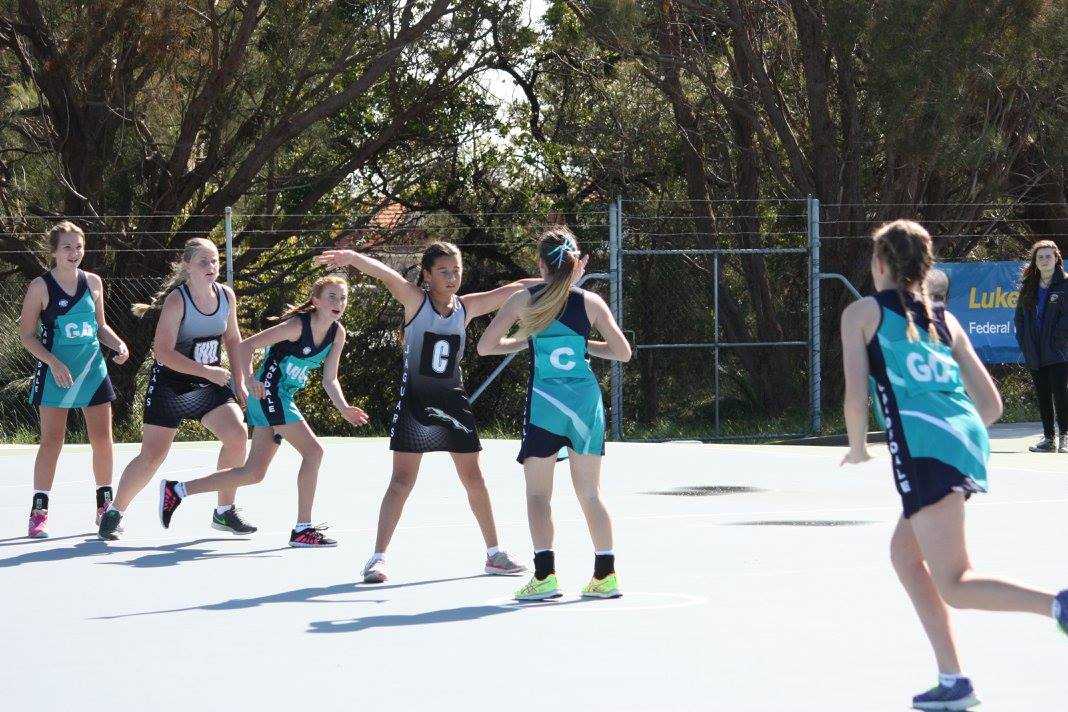 Landsdale Netball Club Action37
