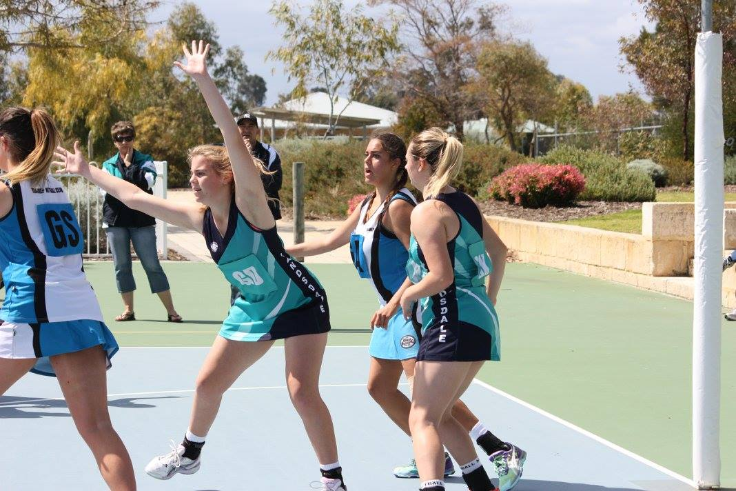 Landsdale Netball Club Action44