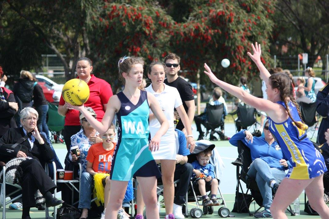 Landsdale Netball Club Action48