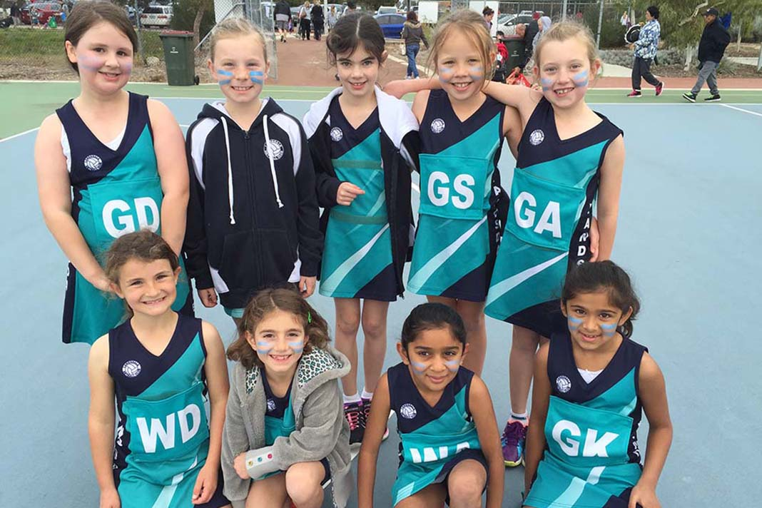 Landsdale Netball Club Net Set Go