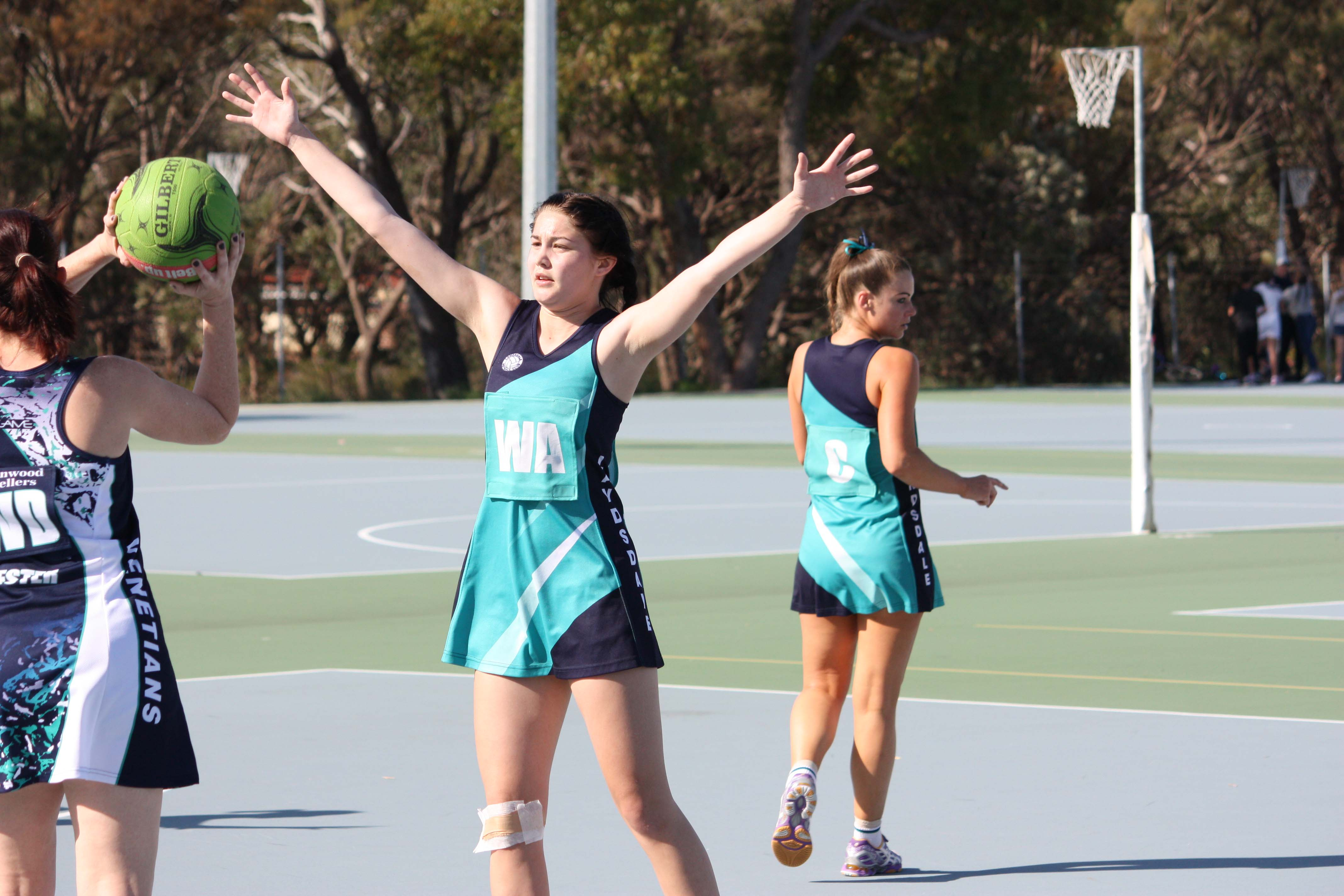 Landsdale Netball Club Open Players10
