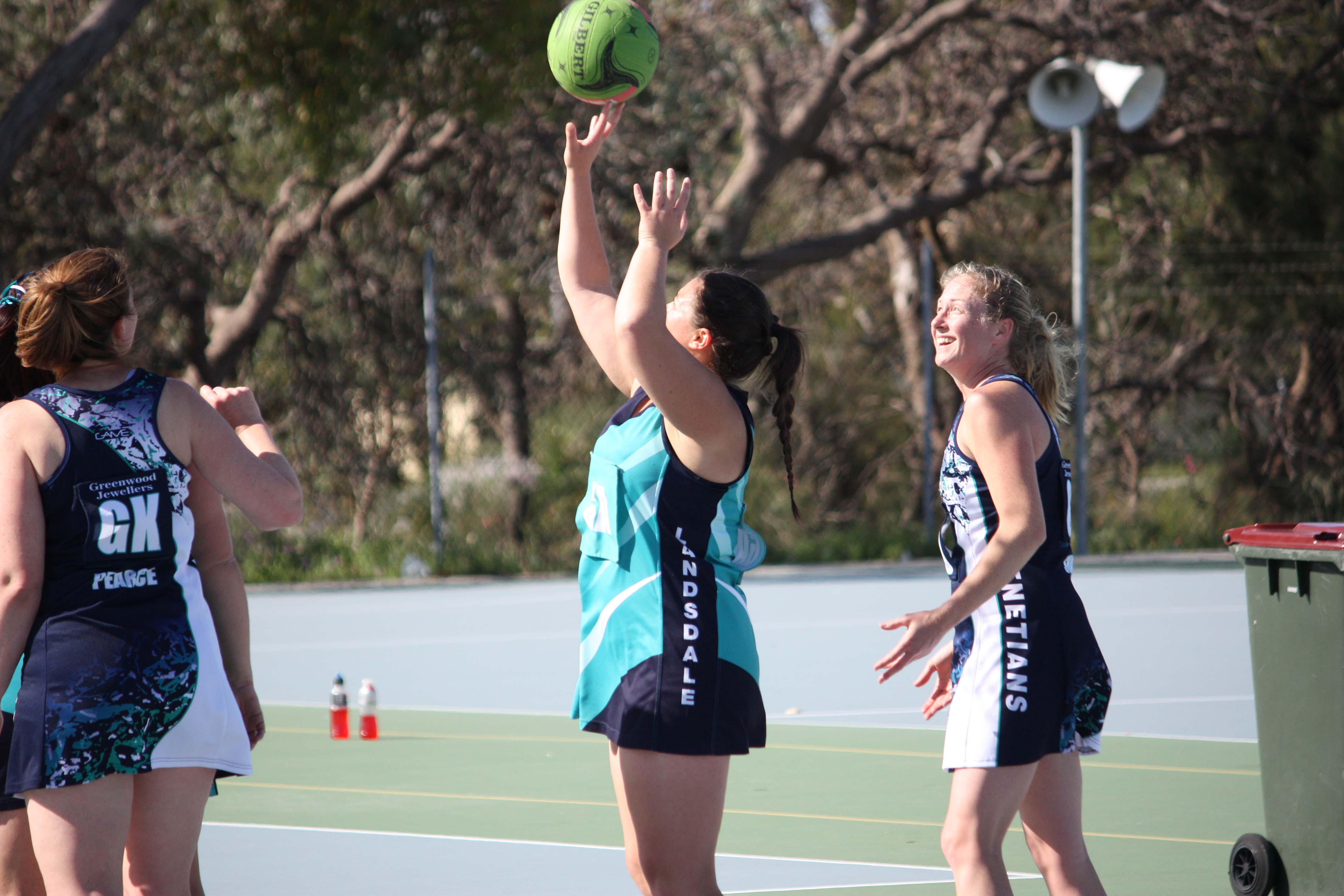 Landsdale Netball Club Open Players6