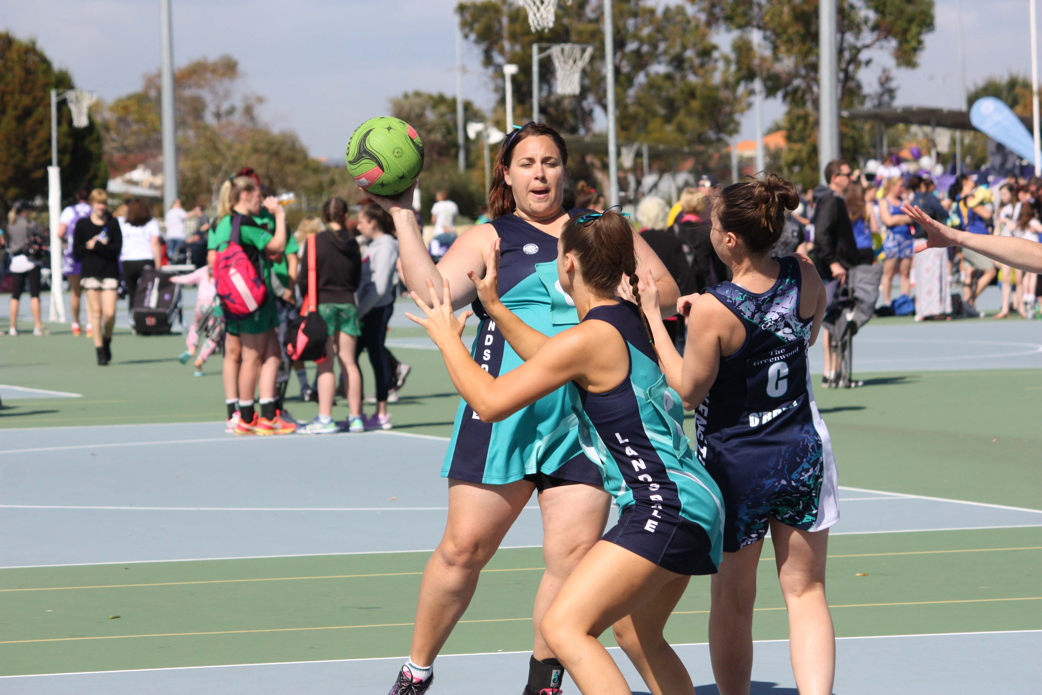 Landsdale Netball Club Open Players7