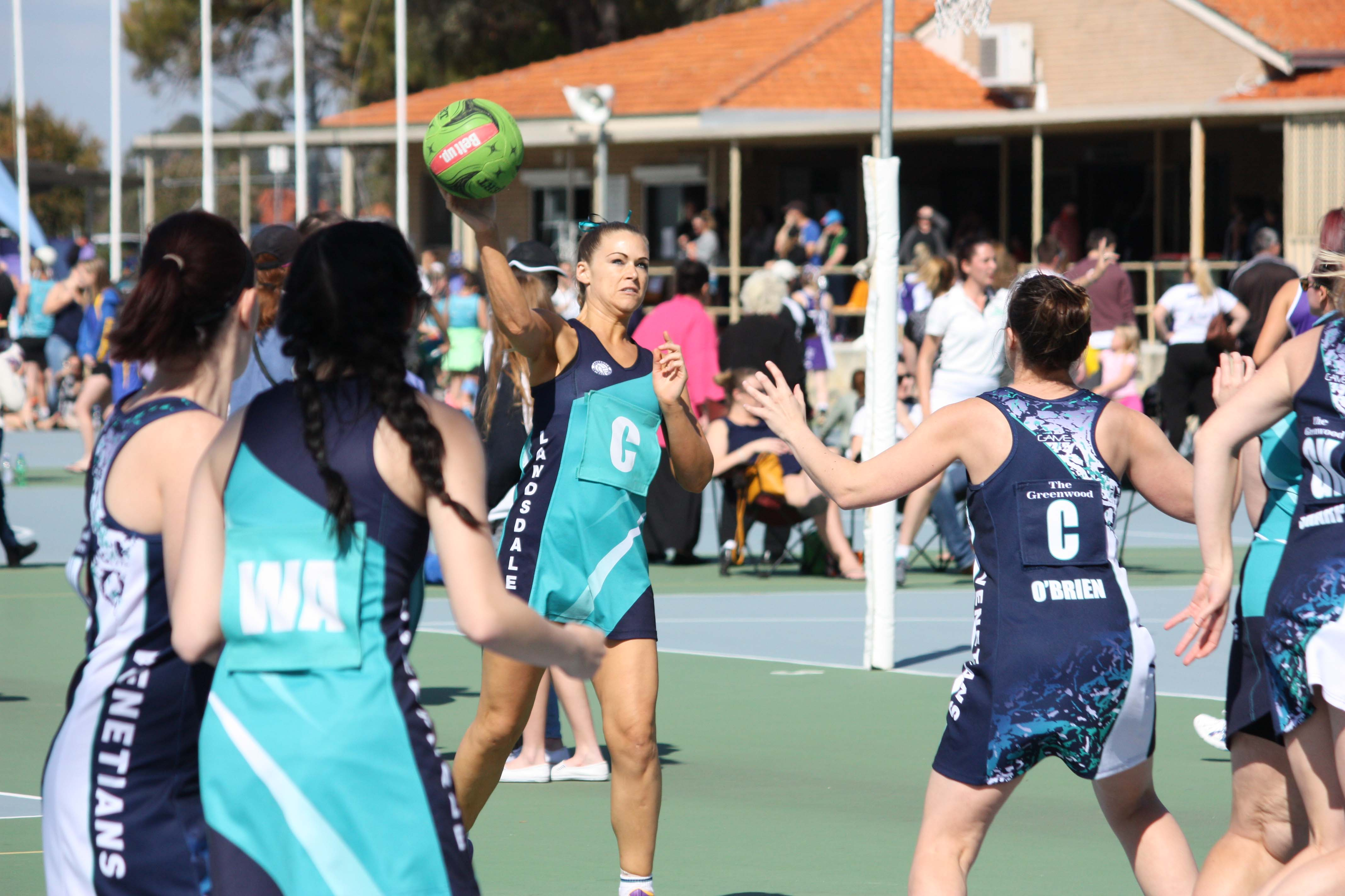 Landsdale Netball Club Open Players8